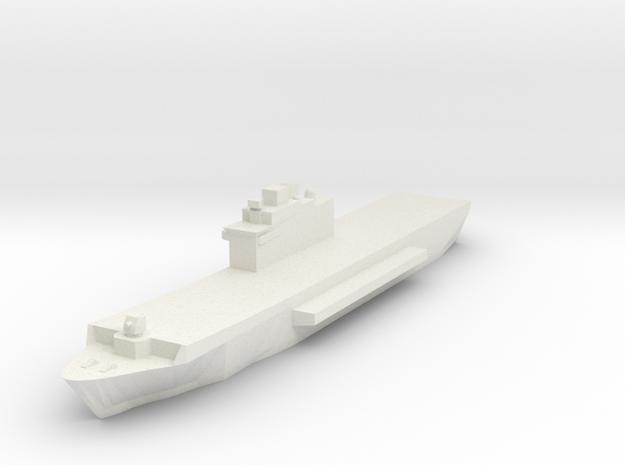 San Giorgio Original 1:2400 x1 in White Natural Versatile Plastic