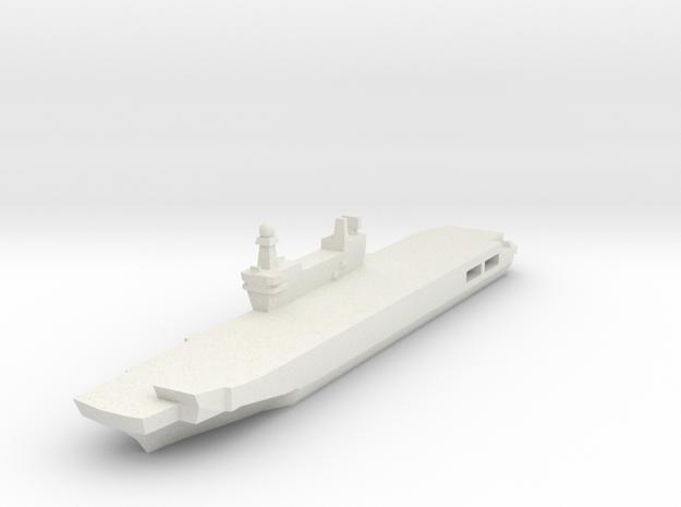 Cavour CV 1:3000 x1 in White Natural Versatile Plastic