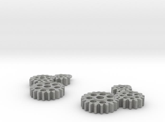 Gearrings 3d printed