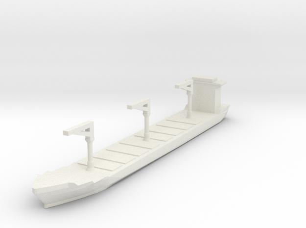 Xiamen Container Ship 1:3000 3d printed