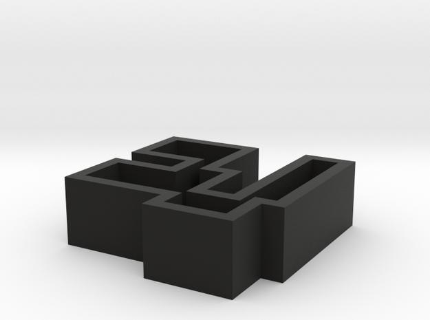 Shape 3d printed