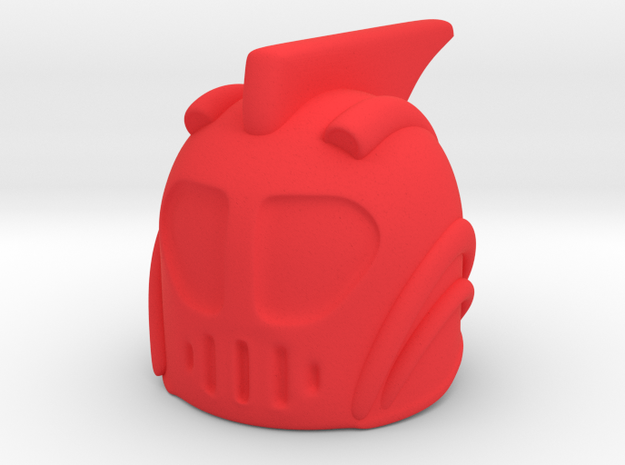 Rocketeer Helmet 3d printed