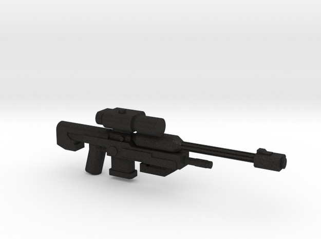 SRS99 D-2 Sniper Rifle 3d printed