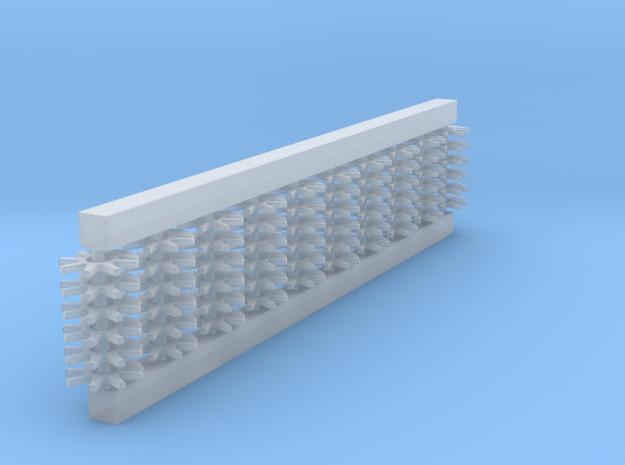 60 Speichen D3,4 Gewicht # in Smooth Fine Detail Plastic