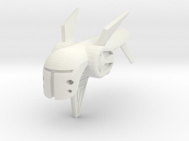 EIR_(Frigate)_FR in White Strong & Flexible