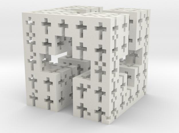 C-Cross Menger 3d printed