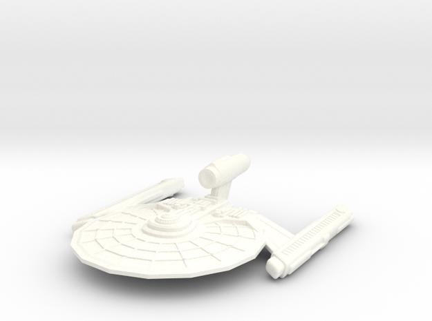 USS Dellambre 3d printed
