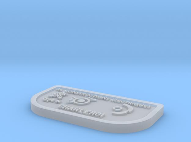 SNCV controller XV (1/2)-NMVB controller XV (1/2) 3d printed