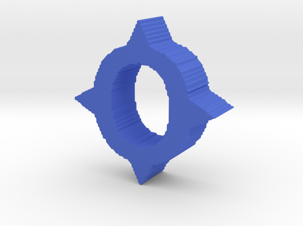 Clintonville Outfiters Logo Pendant 3d printed