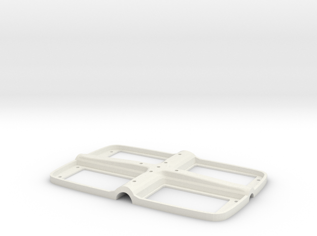 Tpac Base Mm Surface 30 in White Natural Versatile Plastic