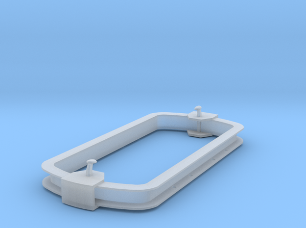 GN 15 DIN Kipplore Rahmen 3d printed