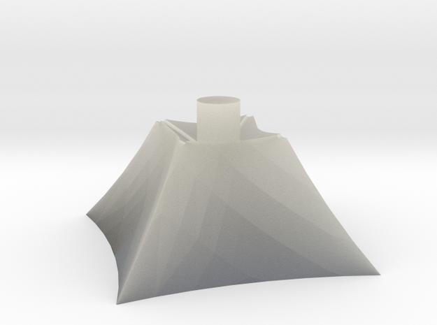 Pyramid_Base 3d printed