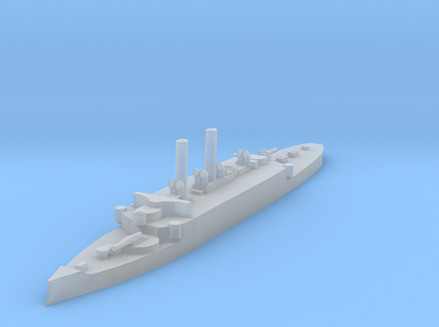 USS Atlanta (1884) 1:1200 x1 in Frosted Ultra Detail