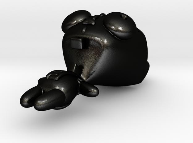 Gir Dog Suit Steel (1.5in Pendant) 3d printed