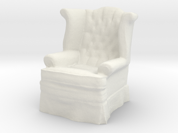 1:24 Tufted Chair