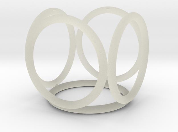 Rings_Five 3d printed