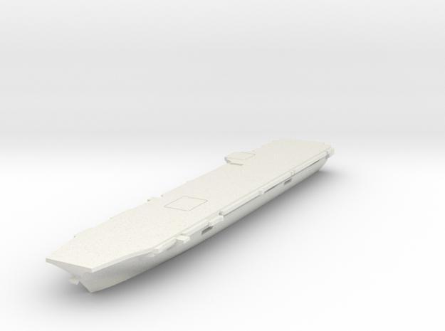 1:3000 multipart 22DDH Izumo - Hull 3d printed
