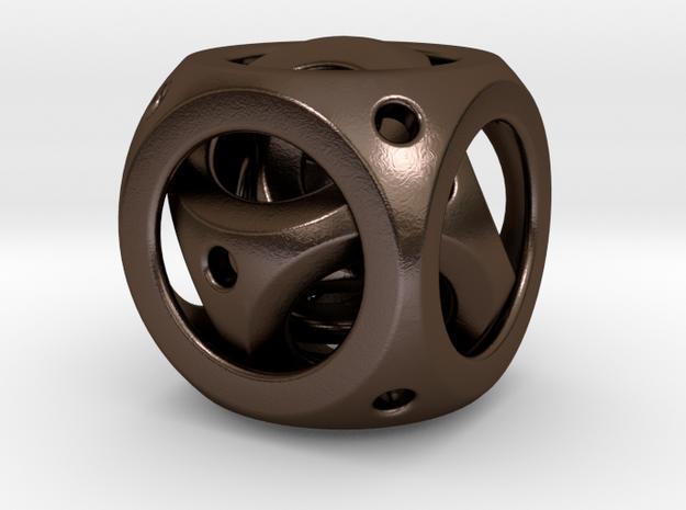 3 Balls 5.2mm ID Eyelet hole 3d printed