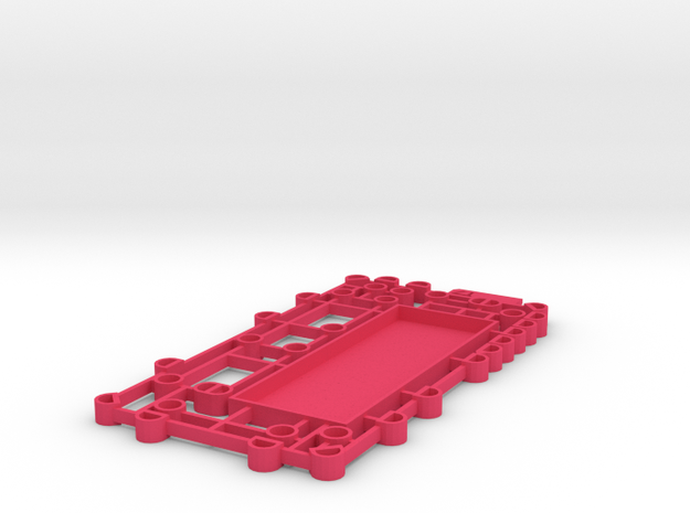 IPHONE 4 SCREW ORGANISER 3d printed