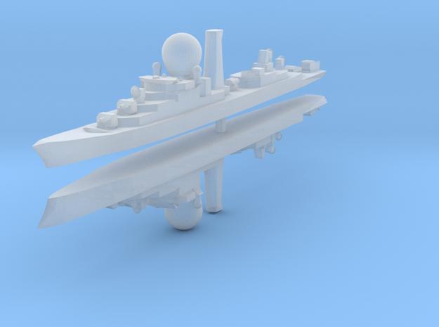 Suffren Frigate 1:2400 x2 3d printed