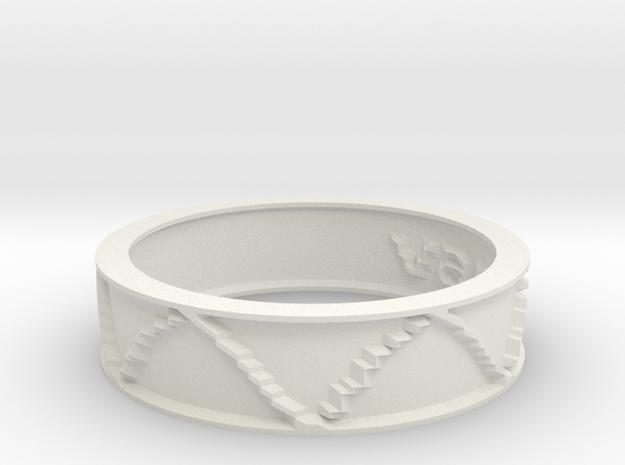 by kelecrea, engraved: vanshika 3d printed