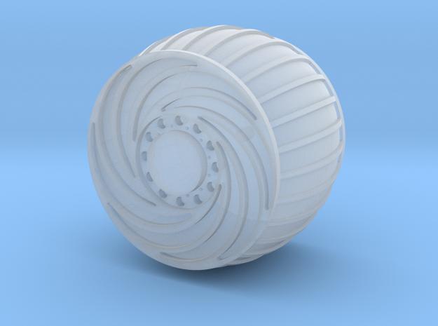Mars Rover Wheel 1:20 3d printed