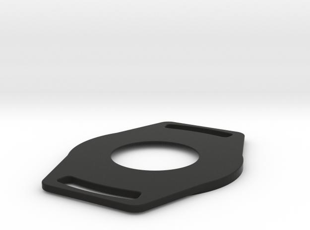 Lens Cap Holder (77mm) 3d printed