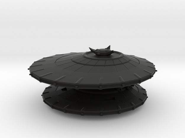 EU  Consortium Dragon battleship 3d printed