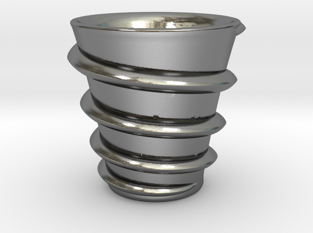 Maelstrom cup (Single stream) 3d printed