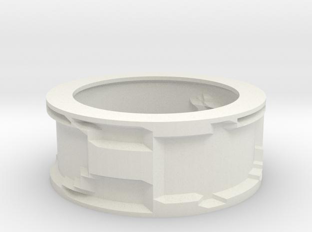 by kelecrea, engraved: test 3d printed