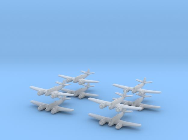 1/600 Bristol Beaufighter Mk.X (x8) 3d printed