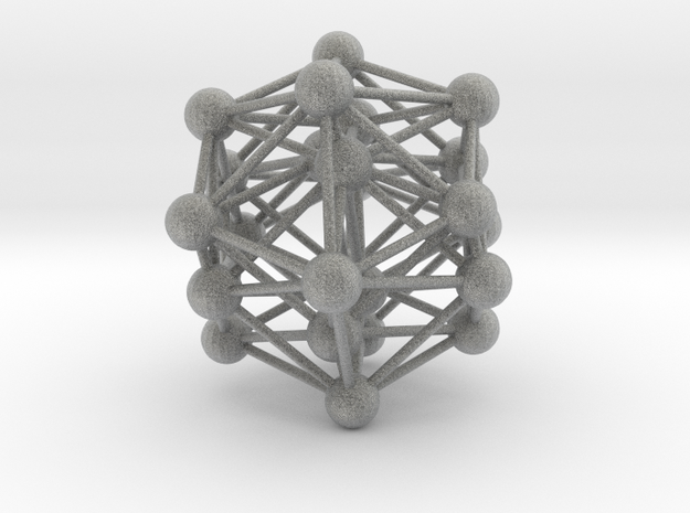 24-cell 3d printed