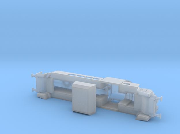 Gravita 1:220 Spur Z in Smooth Fine Detail Plastic