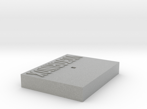 Victorinox Knife Stand (Base Only) 3d printed