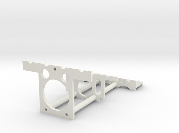 NMR Tube Stand Trimmed Down 3d printed