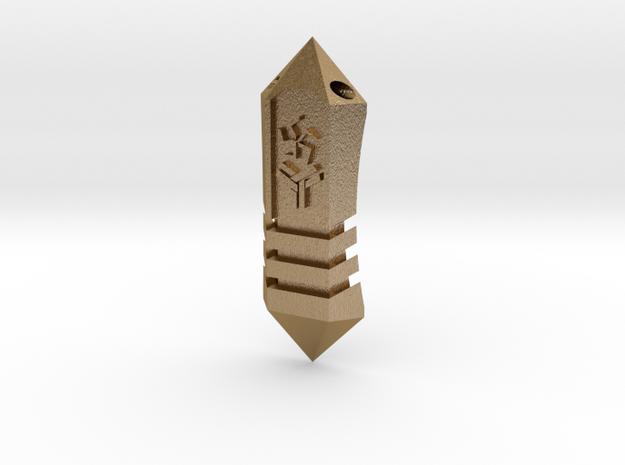 Hexometric Implant 3d printed