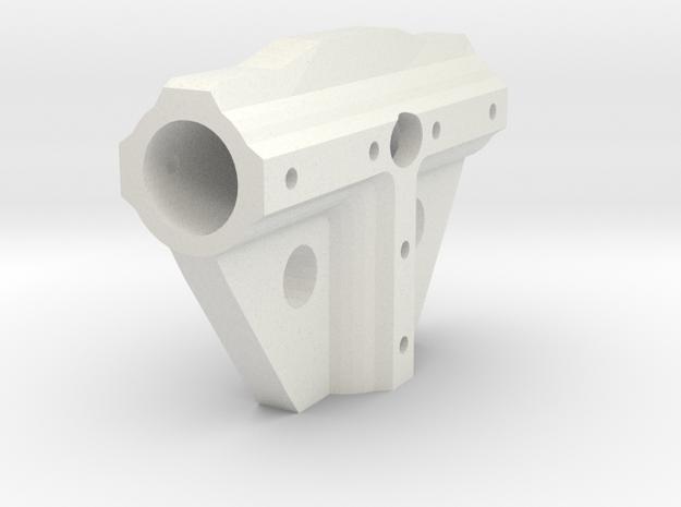 Atta Tftg 2 2 Inc 04 Hole 19 in White Natural Versatile Plastic
