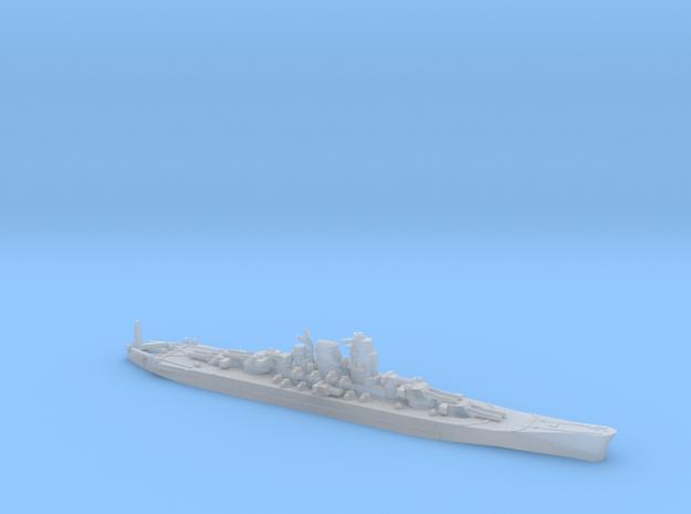 "1/2400 IJN Never Were Super Yamato 8 x 20"" 3d printed"