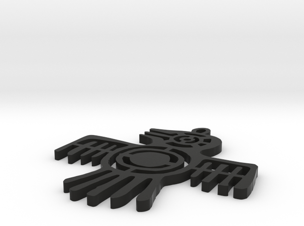 Ehdrigohr Crow's Mark 3d printed
