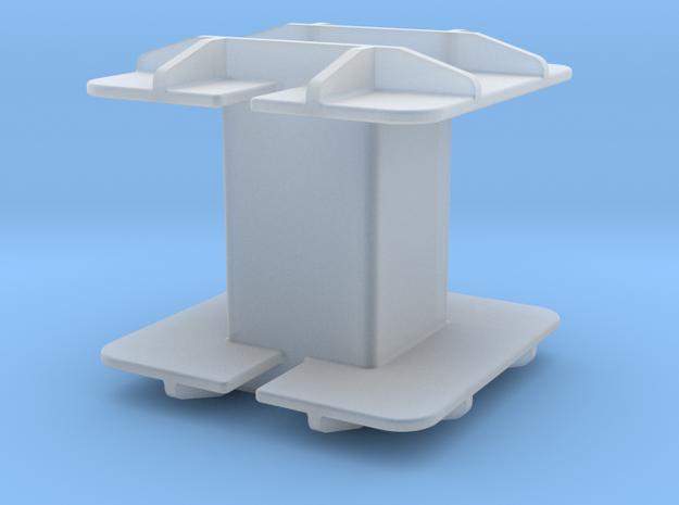 "Coil bobbin EI375 - 3/8"" Lamination Stack 3d printed"