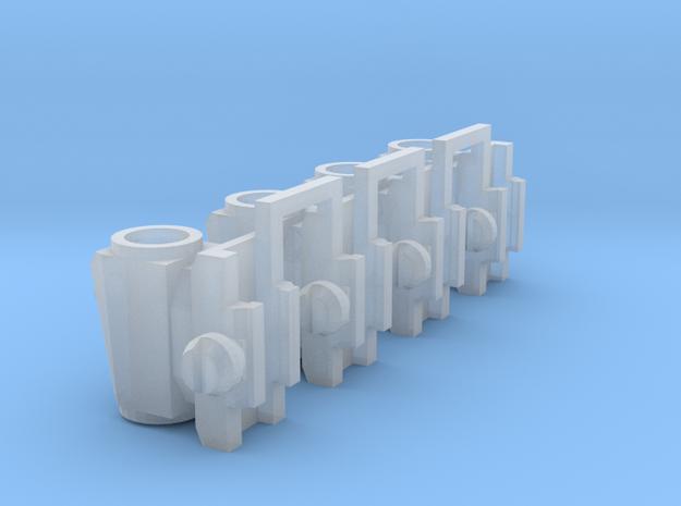 1:6 scale Raised Optic X4 3d printed