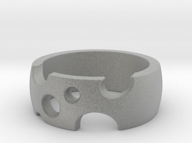 Holes 02 3d printed