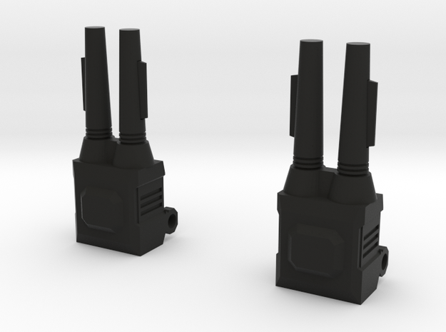 Sunlink - Stronghold Shoulder Cannon x2 TFCon 3d printed