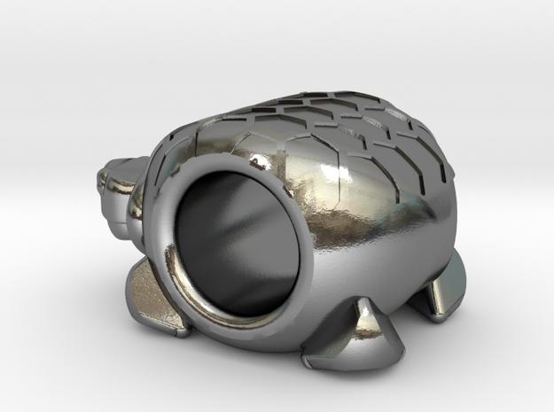 Turtle (Bead 6) 3d printed
