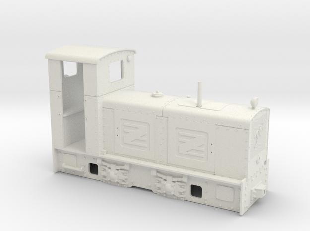 Feldbahn Jung ZL 233 (1:35) 3d printed