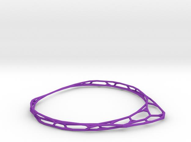 Thin Bracelet 3d printed