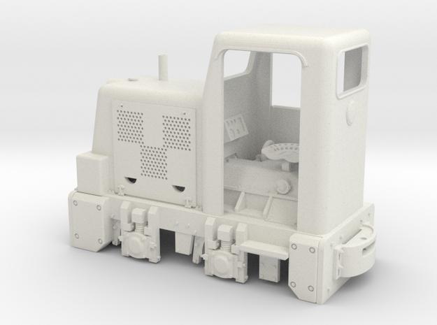 Feldbahn CKD BN 30U (1:35) 3d printed