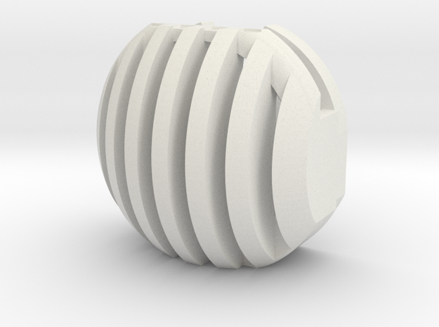 TriggerStix - DeVILBISS DAGR - Small in White Strong & Flexible