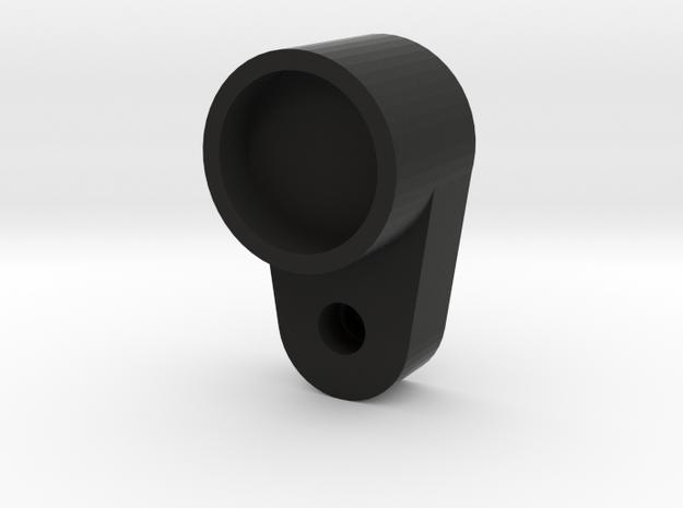 AirKnife Filler Plate in Black Natural Versatile Plastic