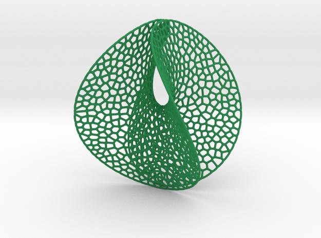 Enneper Voronoi Dreamcatcher 3d printed